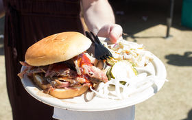 Thumbnail for Arizona BBQ Fest at Salt River Fields 2014