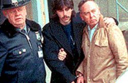Sex, lies and videotape: Jesse (center) and Arnold Friedman in Capturing the Friedmans.