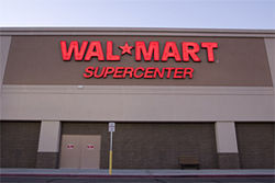 This Wal-Mart just off the 101 and Raintree Drive in Scottsdale is where Herman Teague was injured in March 2006.
