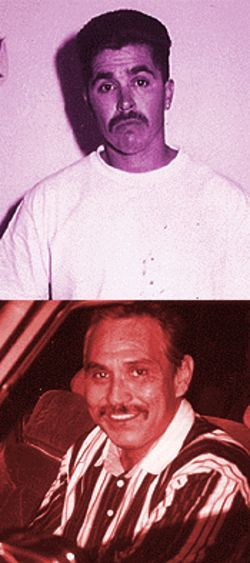 Top: Johnny Pompa  Bottom: Joseph Ayala Sr.