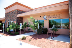 Chandler's Remnant Health Center.