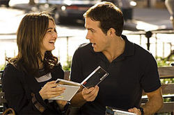 I love the '90s: Rachel Weisz and Ryan Reynolds muddle through Clinton years in Definitely, Maybe.