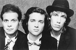 The Violent Femmes, circa 1983.