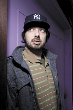 Aesop Rock: Growth spurt.