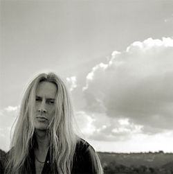 Grunge survivor: Jerry Cantrell of Alice in Chains