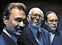 Gosh darn it: Glengarry Glen Ross spews curses.