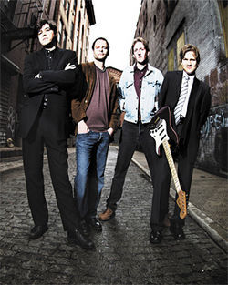 The Gin Blossoms are scheduled to perform at Scottsdale's Ultimate Block Party.