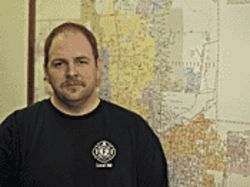 Jason Payne, vice president of the emergency workers union.
