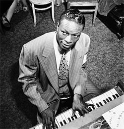 Spanish fly: Nat King Cole brought class to Latin covers.