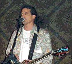 Curt Kirkwood: The influence of his seminal work in the Meat Puppets is the connecting force for Eyes Adrift.