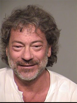 Police mug shot of Dr. Thomas Grade, who completed the medical board's addiction monitoring in 1993. He was arrested 14 years later.