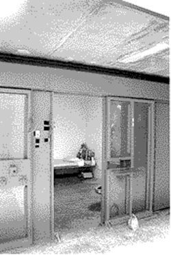 Robert Comer's cell at SMU II.