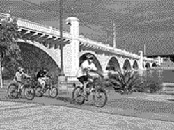 Pedal to the metal: Bring your bike and take a ride through Tempe.