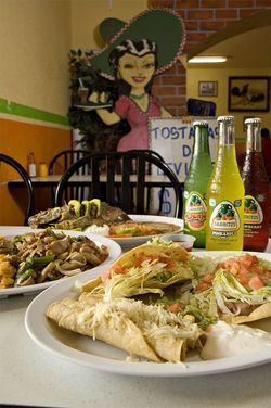 La Cocina is just one great pit stop among many along Mexican Restaurant Row.