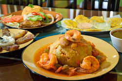 Cocina criolla, or Creole cooking, makes for tasty Puerto Rican dishes at El New Yorican.