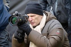 David Chase behind the camera for his feature-film debut, Not Fade Away.