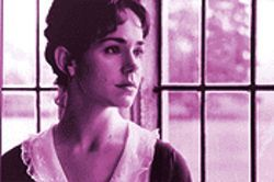 Class act illustrated: Frances O'Connor in Mansfield Park.