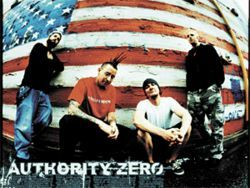 All grown up now: Authority Zero.