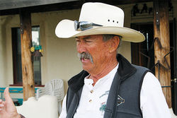 "Cochise County rancher, cowboy poet, and retired Army brigadier general Bud Strom: ""Now, at least, it suddenly has become advantageous for many politicos to play tough guy."""