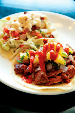 Barrio Queen's 30 varieties of street-size tacos range from the familiar to the exotic — and many of them are excellent.