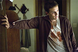 Chewed-up gumshoe: Casey Affleck makes some tough choices in Gone Baby Gone.