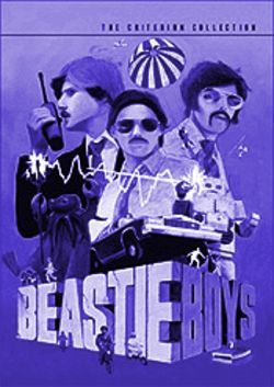 Watcha, watcha, watcha want? Why, Beastie Boys videos, of course.