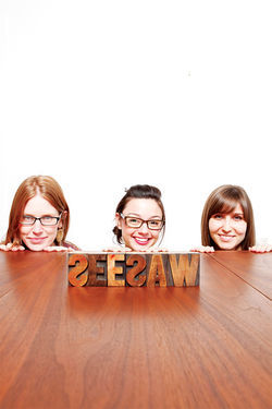 Seesaw's Lindsay Tingstrom, Raquel Raney, and Angela Hardison
