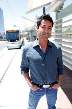 Light Rail Blogger Tony Arranaga