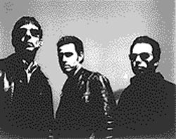 Mercury Rev: A band that formed around soundtrack experiments for University of Buffalo film projects.