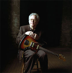 Bill Frisell: Underrated jazz alchemist.