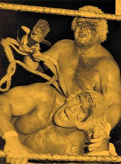 Billy Graham versus Dusty Rhodes