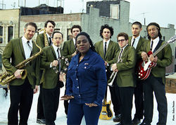 Sharon Jones &amp; the Dap-Kings