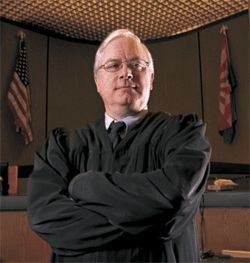Maricopa County Superior Court Judge Warren Granville