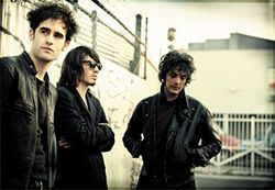 Black Rebel Motorcycle Club: Serious mojo.