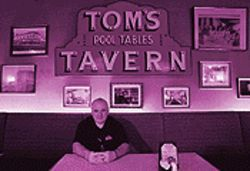Tom's Tavern co-owner Mike Ratner says BOB hasn't  generated the business he expected.