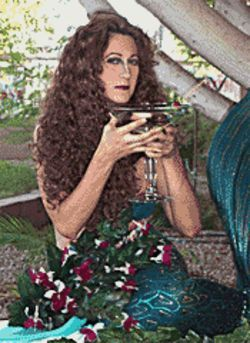 """Mermaids and Martinis"" takes place at the Paper Heart Gallery on September 11."