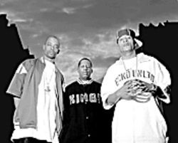 Time heals all wounds: Brand Nubian's back.