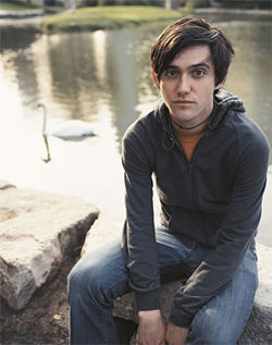 Bright Eyes&#039; Conor Oberst.