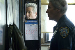 Gere-head: Richard plays the burned-out cop in Brooklyn&#039;s Finest.