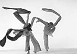 The lasik moves: Movement Source Dance Company presents Through New Eyes.