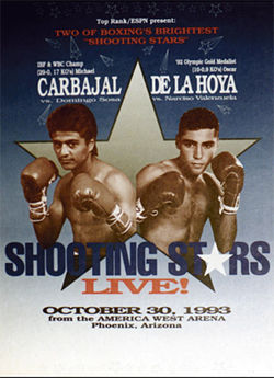 Michael Carbajal became a boxing superstar in the  years after the 1988 Olympic Games.
