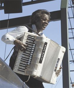 Tasty Creole: Buckwheat Zydeco