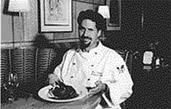 Chef Ron Steinmetz oversees the restaurant operations at Casino Arizona.