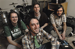"Attack of the Giant Squid: No ""pretentious math-rock elitists."""