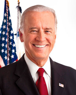 Vice President Joe Biden