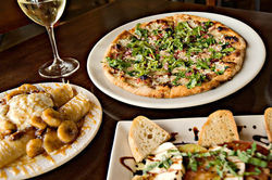 Cave & Ives' inviting interior and Italian- and Mediterranean-inspired dishes make it a welcome addition near Arcadia.