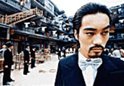 Do the Hustle: Chan Kwok Kwan is the leader of the Axe Gang in Kung Fu Hustle.