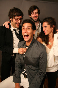 Cobra Starship: The band that birthed fan-fic star Gabe Saporta.