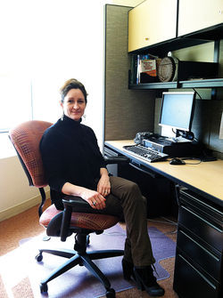 "Heather Chapman runs the VA's only inpatient program for gambling addiction, based in Cleveland. ""I could easily, without blinking, double the size of the program if we had the beds,"" she says."