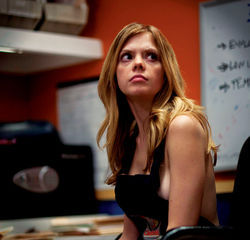 Dreama Walker stars in Compliance.